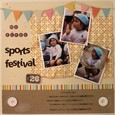 my first sports festival